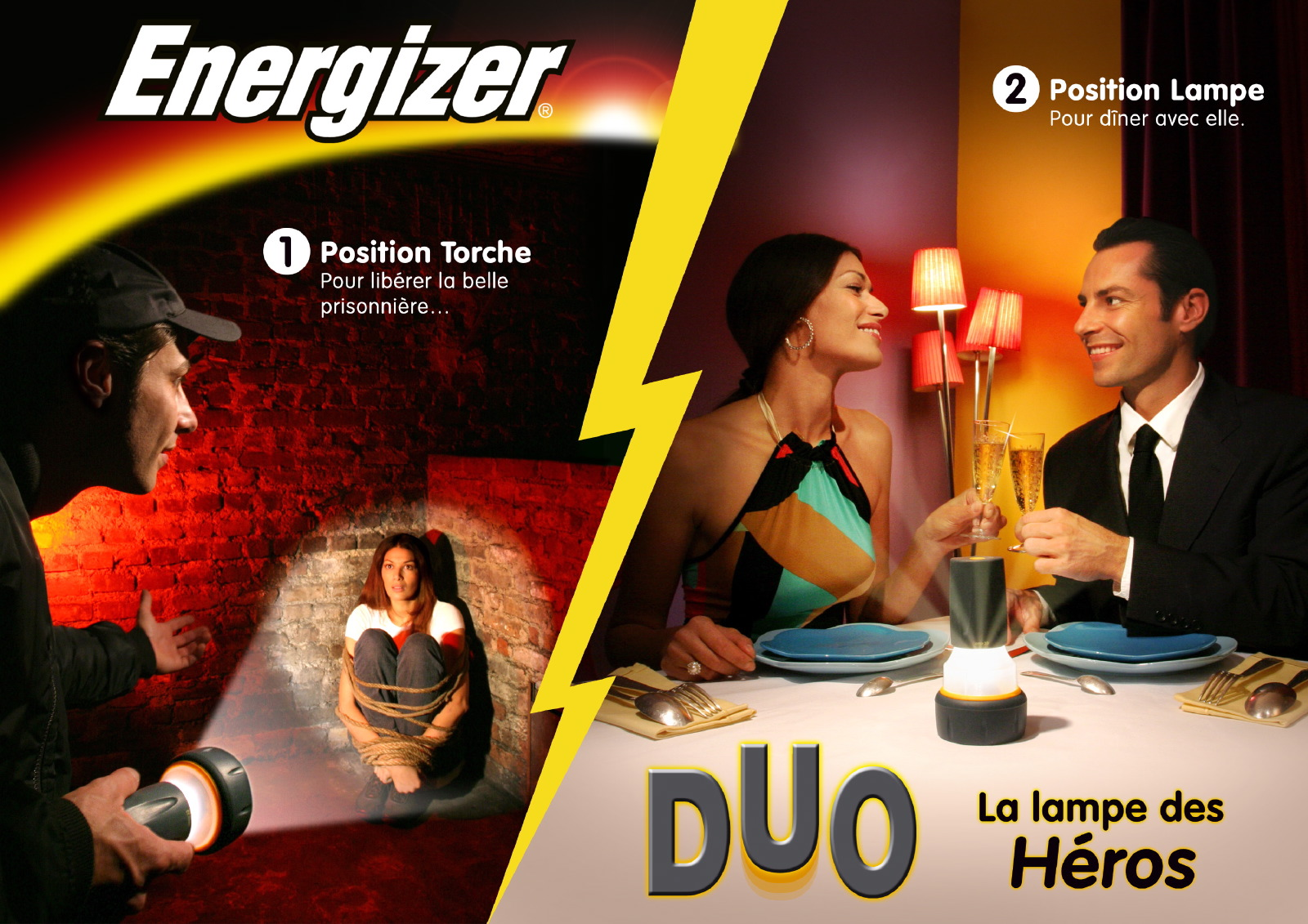 DUO ENERGIZER commercial