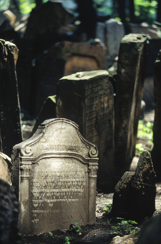 Cemetery Krakow Poland