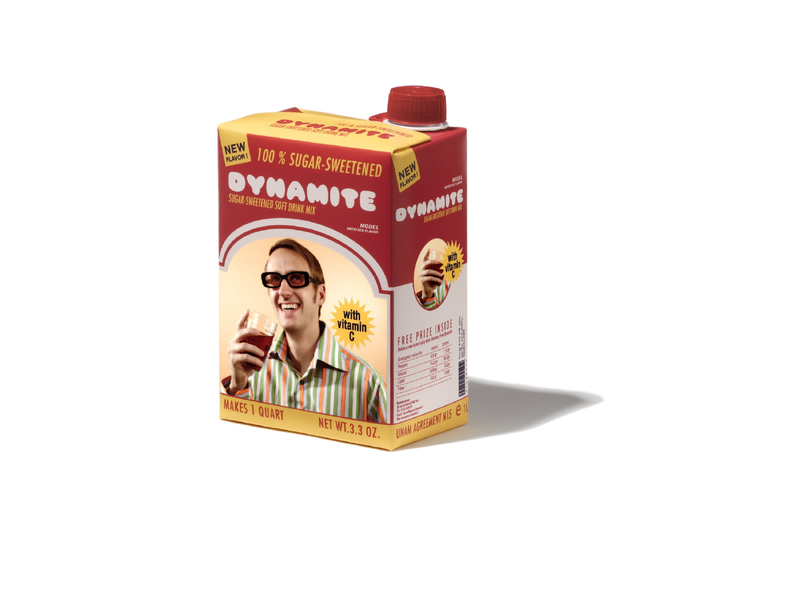 Dynamite model agency
