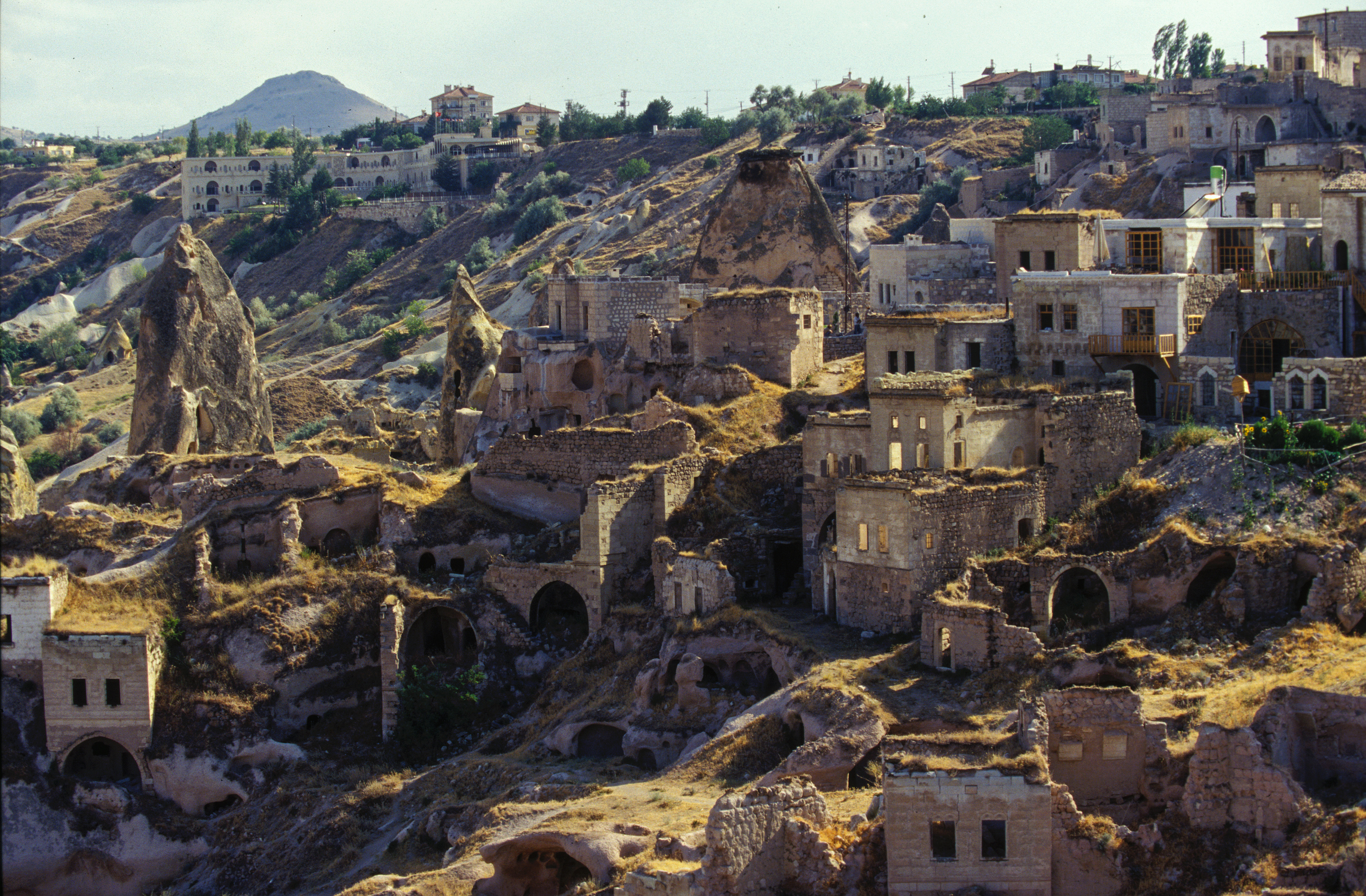 Village Cappadoce Turkey