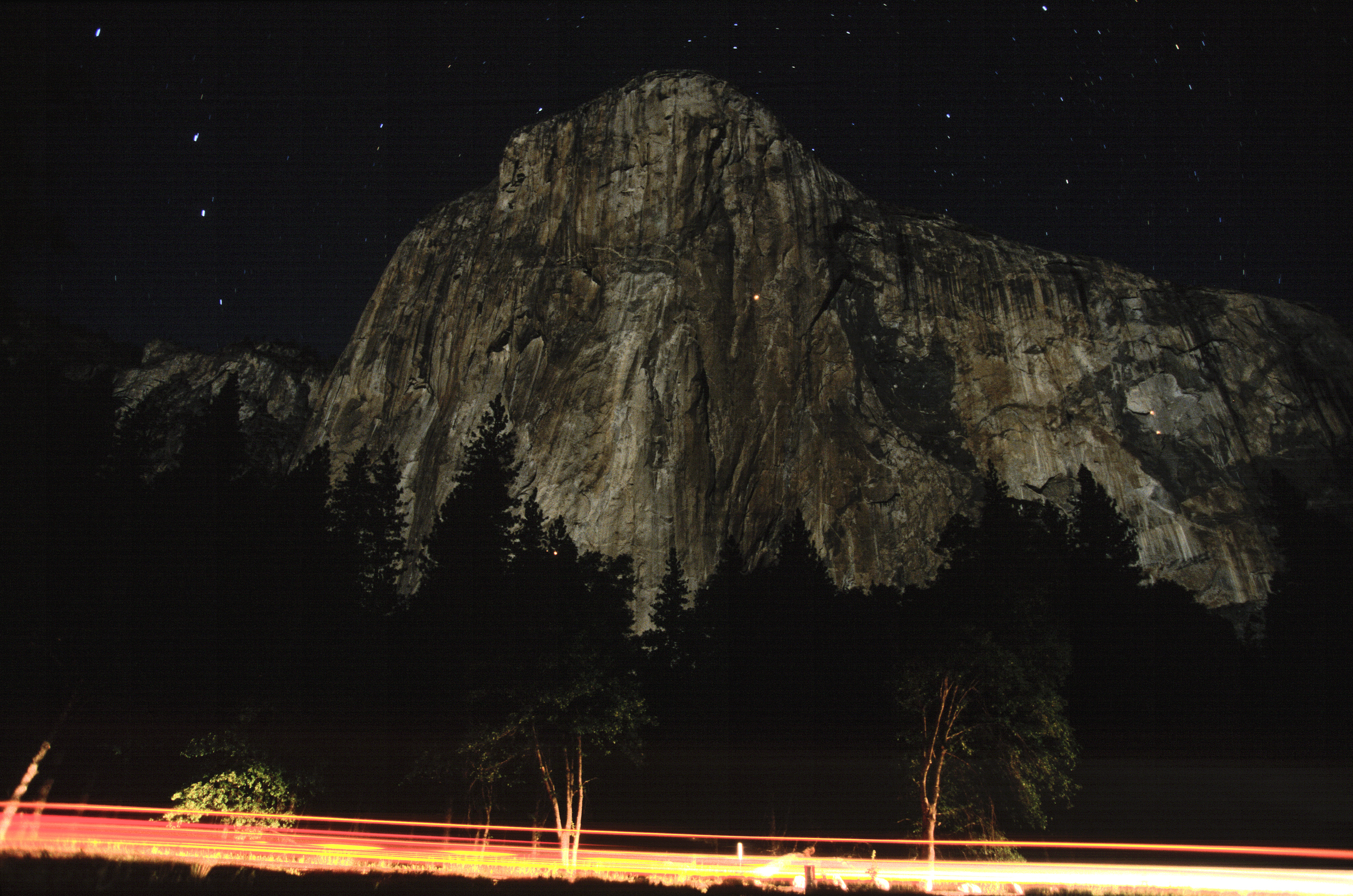 Yosemite Night Climbers
