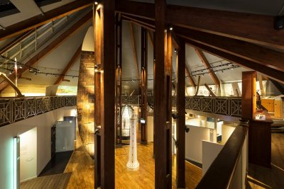 The maritime museum of New-Caledonia