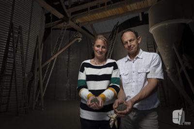 Couple d'Agriculteurs